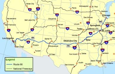 Route 66 (NPS.GOV)