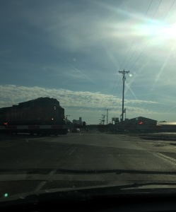 Railroad Crossing Pic